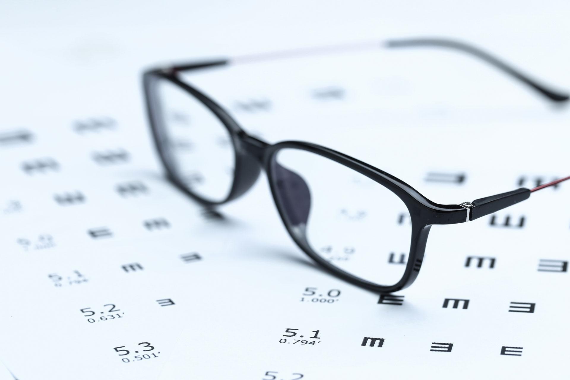 Ako sa jednoducho otestovať na krátkozrakosť alebo ďalekozrakosť - Okuliare  na čítanie  84b1c07283e